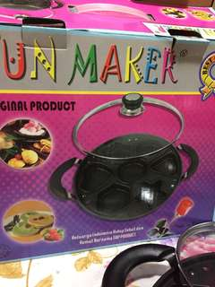 Fun maker pan