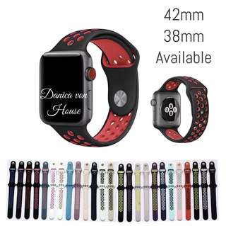 Iwatch silicon strap band