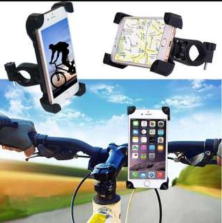 Bicycle/Motorcycle Phone Holder