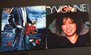 YES ● YVONNE ELLIMAN . tomato / yvonne. ( buy 1 get 1 free / moving out clearance )  vinyl record