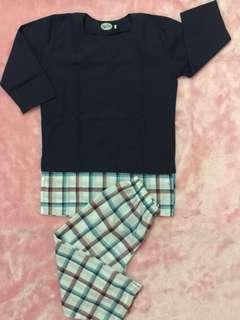 3-4yo Baju Melayu Budak
