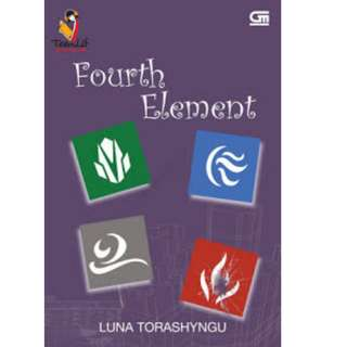 Ebook Fourth Element - Luna Torashyngu