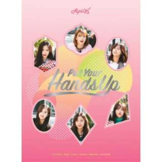 [Pre-Order] APINK 에이핑크 - PUT YOUR HANDS UP DVD