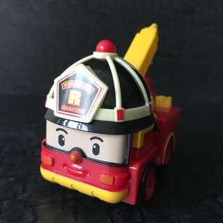 Robocar Poli Transformaer Toy