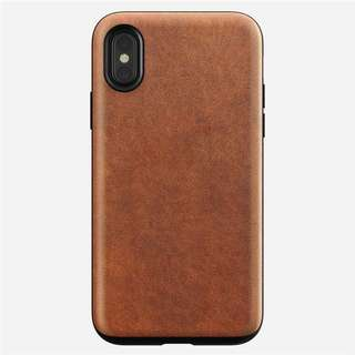 Original NOMAD Rugged Case for iPhone X [10FT Drop Tested]