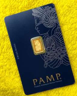 (Pure Gold - PAMP Gold 999) + other Zodiac Gold Coins (999)