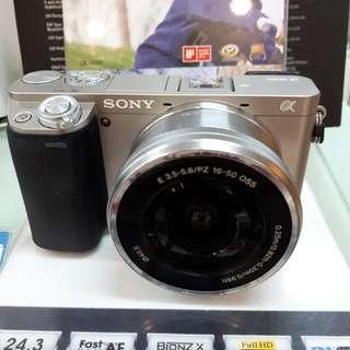Kamera SONY Alpha 6000 Murah (Kredit Dp 0%)