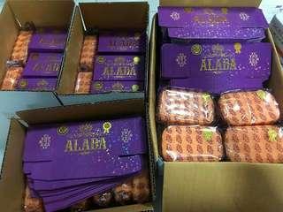Alada Soap and booster Cream