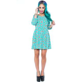 GSS Sale 80% off- Iron Fist Tripping Daisies Dress