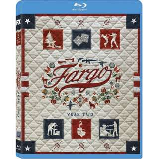 FARGO-Season1&2 - Blu Ray Box Set