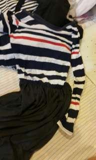 🚚 長袖修身洋裝