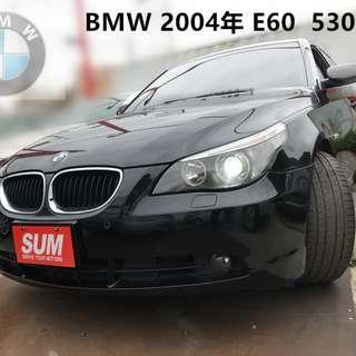 2003年 BMW 530I 3.0L 配備應有盡有,貸款0元開回家