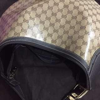 Gucci Crystal Hobo