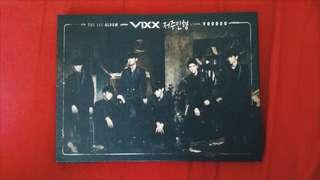 VIXX Voodoo Album