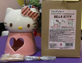 Hello Kitty 迷你火鍋 Made in Japan