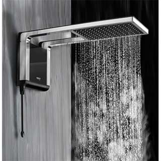 Acqua Storm Shower head Ultra Black/Chrome