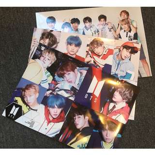 BTS Unofficial Posters ~AMAZING QUALITY!