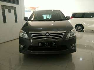 Toyota Innova G Luxury AT 2013