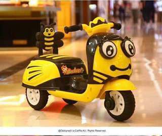 Bee motor