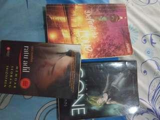 Novel [buy 1 get3]