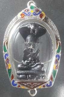 ❌ SHOW ❌ Thai Amulet - Ultra Rare Cobra King LP Thuad RoopLor - Aj Morn - Aj Mont - Thai Amulets