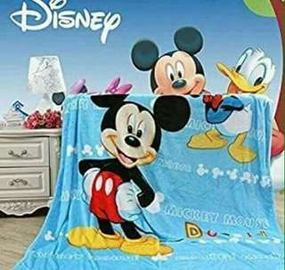 Kids Character Blanket - MICKEY MOUSE