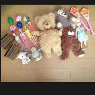 TAKE ALL TOYS TODAY ONLY 149.00