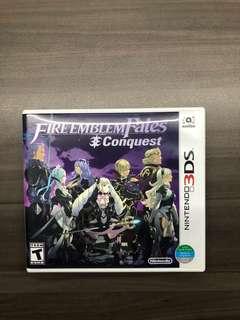 Fire Emblem Conquest 3DS