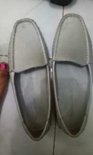 Jelly Shoes Silver