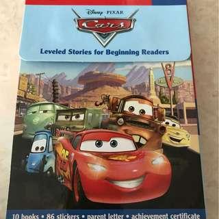 Disney Reading Adventures - Cars