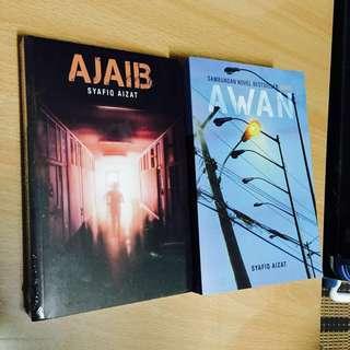 AJAIB, AWAN (by FIXI: SYAFIQ AIZAT)