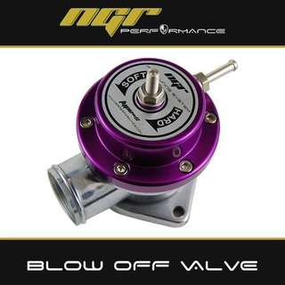 NGR PERFORMANCE BLOW OF VALVE