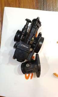 Yamaha Spark racing parts