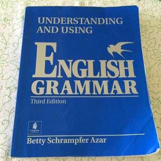 Understanding and Using English Grammar (3rd Ed)