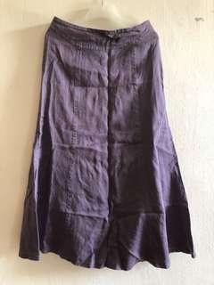 British India Skirt