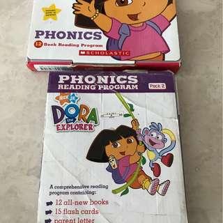 Dora the explorer book collection