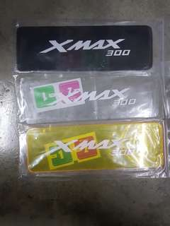 Xmax luggage compartment divider