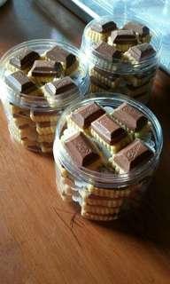 Cadbury Tart