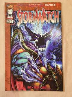 Stormwatch classics- all 13 books for $15