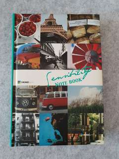 Travelogue Daity Jounal Notebook