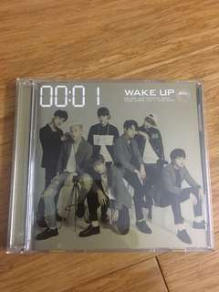BTS WAKE UP ALBUM