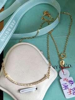 Tiffany & Co - Genuine 18K Gold