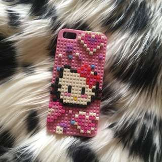 HELLOKITTY LEGO CASE (IPHONE 5/5S)