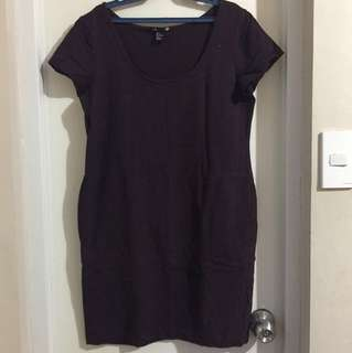 H&m basic dress large now 180 repriced