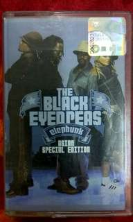 The Black Eyed Peas Elephunk - Asian Special Edition (Cassette)