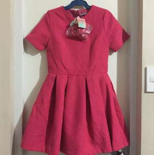 Gingersnap dress size 14 (10-11 yrs old) repriced now 500