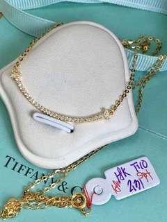 Tiffany&Co-Genuine 18K Necklace