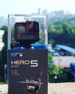 [RENTAL] GoPro Hero 5 Black for Rent Complete Gear