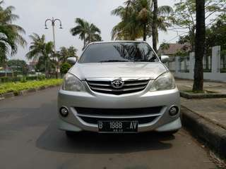 Avanza S 2010 AT Good Condition