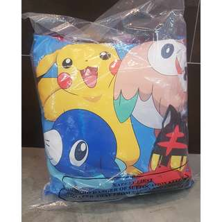 (Brand New) Pokemon Generation Reversible Cushion